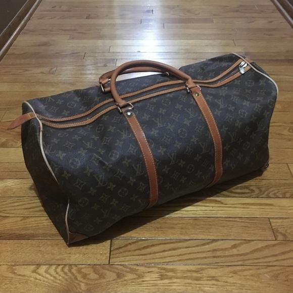 6a52735c93af Louis Vuitton Handbags - weekend sale!! Louis Vuitton duffle bag